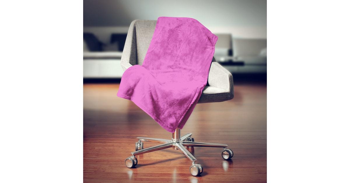 Bedario.hu - Mikroplüss pléd 150x200 cm - Rózsaszín - Mikroplüss takarók -  Párnák és plédek c901dbbd6b
