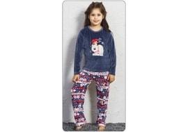 Gyerek hosszú pamut pizsama Friends. 212ac70578